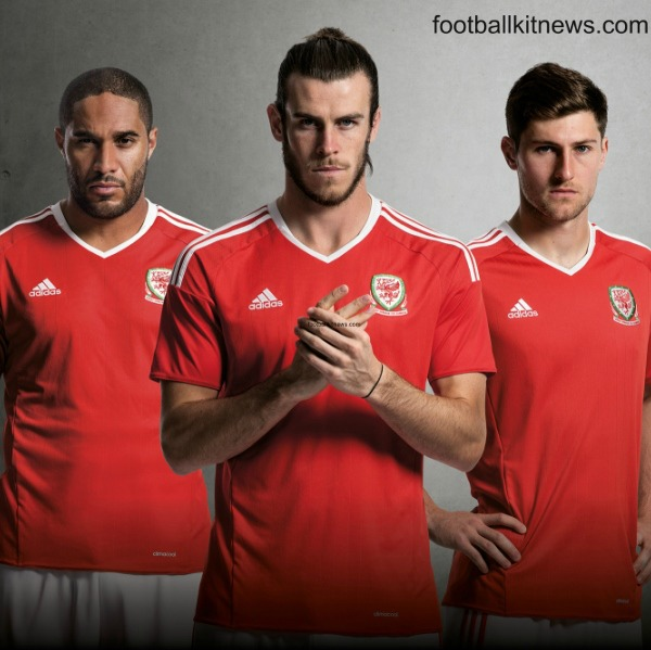 Wales Euro 2016 Jersey