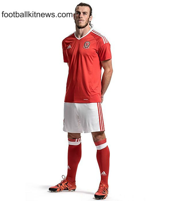 Wales Football Kit 2016 17