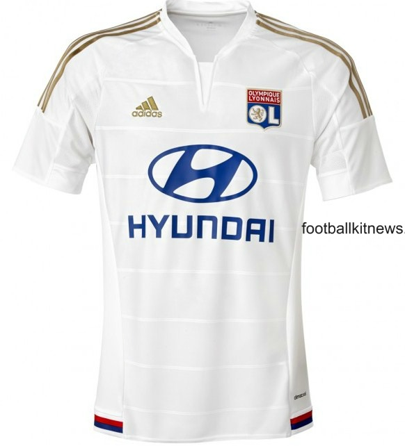 Lyon Lumieres Shirt 2016