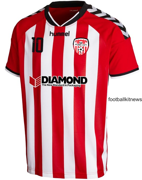 New Derry City Kit 2016