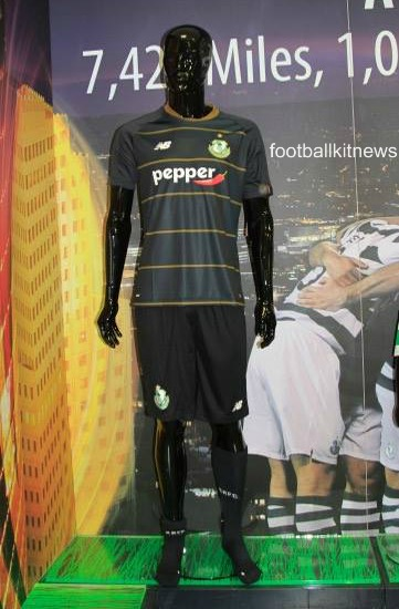 New Shamrock Rovers Away Jersey 2016