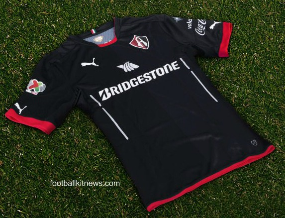 New Club Atlas Third Jersey 2016- Atlas FC Puma 3rd Kit 2016