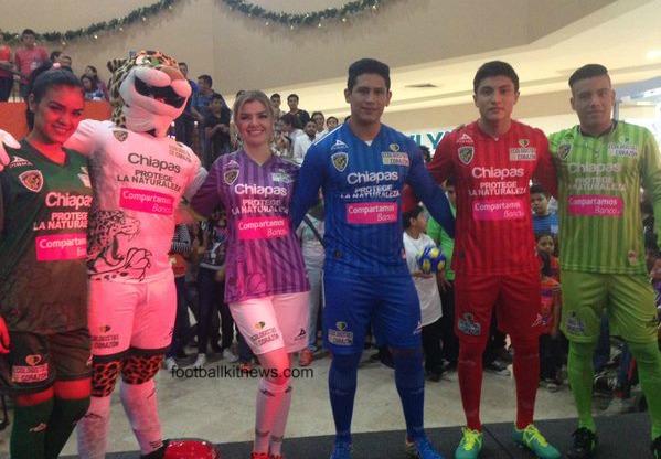 Chiapas FC Jersey 2016