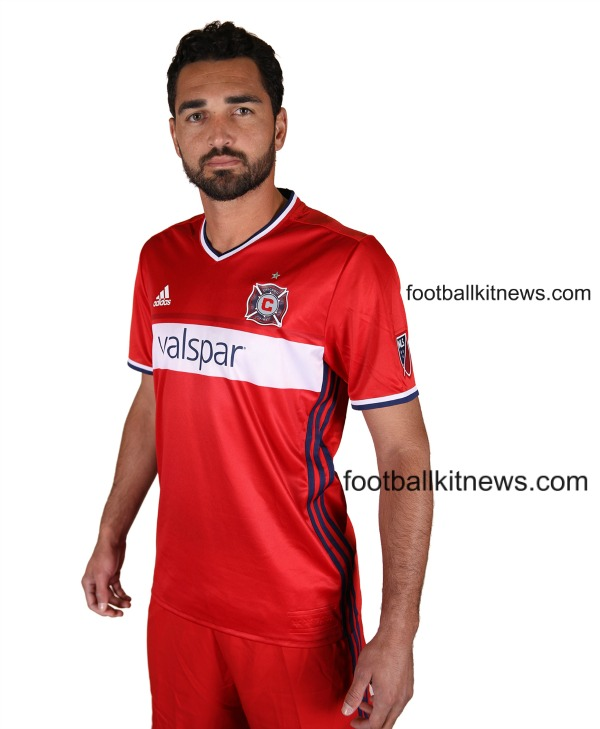 Chicago Fire Home Kit 2016