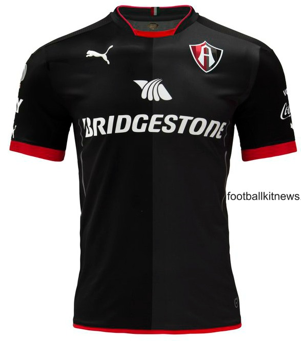 Club Atlas Jersey 2016