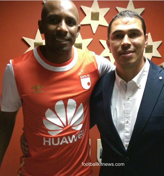 Independiente Santa Fe Jersey 2016