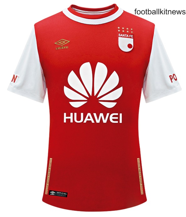 Independiente Santa Fe Shirt 2016