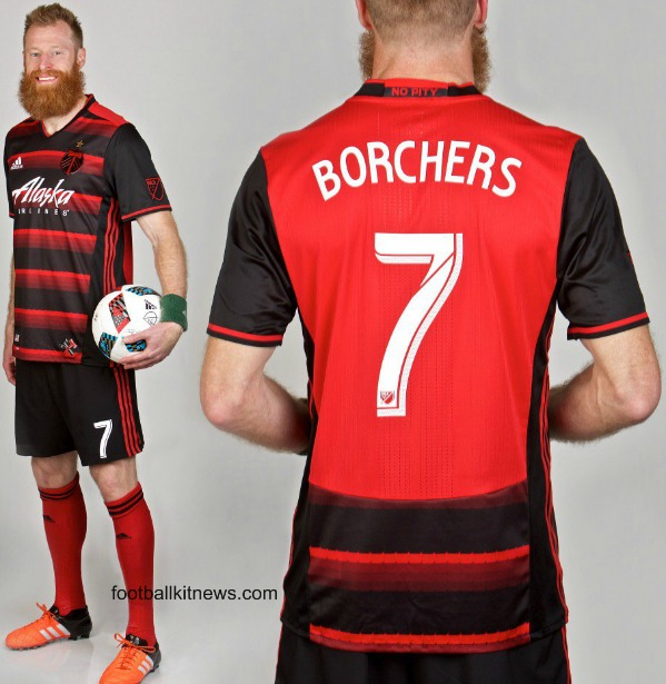 New Portland Timbers Kit 2016