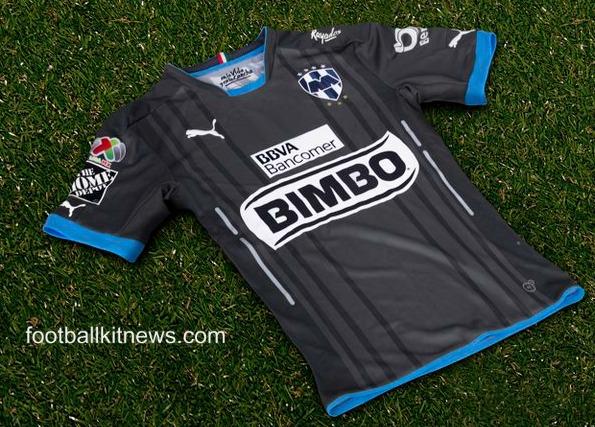 6c59007eb7dc New Rayados Third Jersey 2016- CF Monterrey 3rd Kit 2016 Puma ...