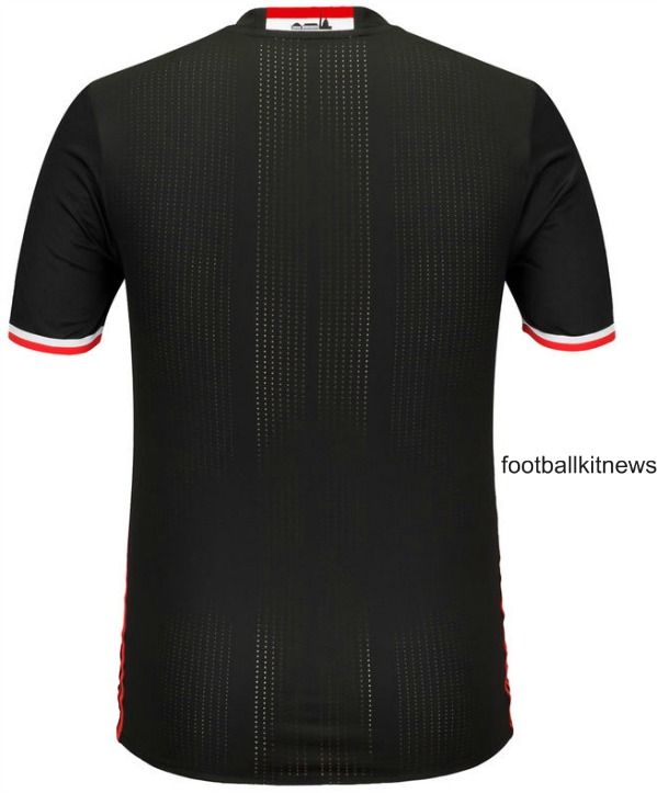 DC United Home Shirt 2016