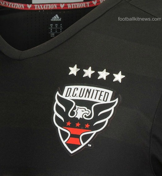 DC United New Crest 2016