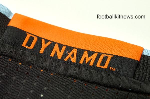 Dynamo Wordmark Houston Jersey