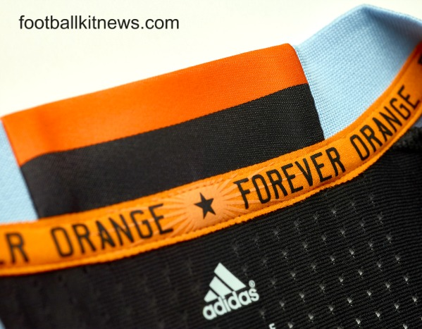 Black Houston Dynamo Jersey 2016- New Houston MLS Alternate Uniform 2016