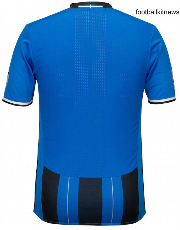 Maillot IMFC 2016
