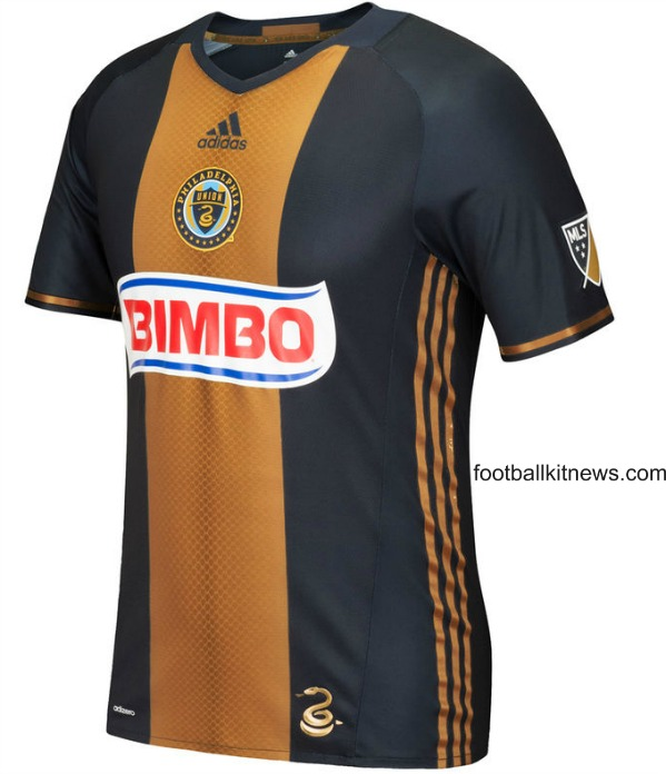 New Philadelphia Union Jersey 2016