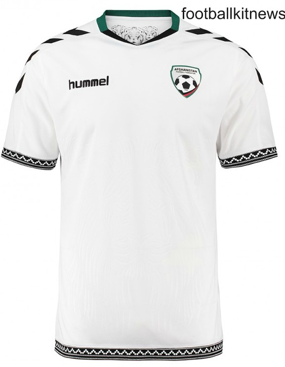 Afghanistan Away Football Kit 2016