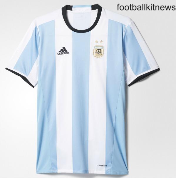 Argentina Copa America 2016 Jersey
