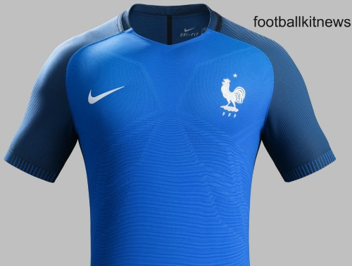 France Home Jersey 2016 17