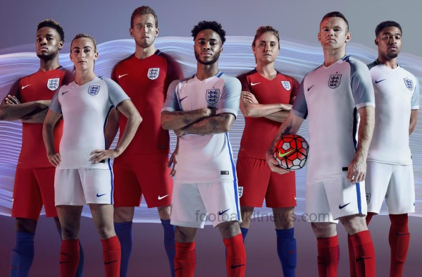 New England Euro 2016 Kits