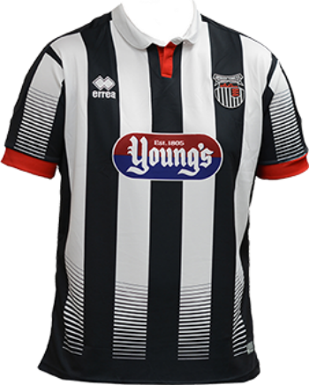 Grimsby Town Jersey 2016 2017