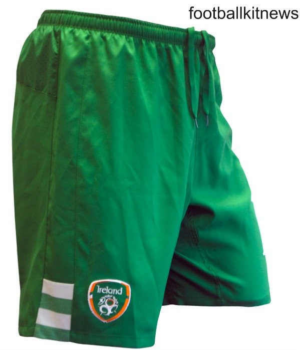 Ireland Away Shorts Euro 2016