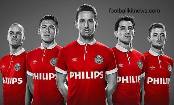 New PSV Heritage Jersey 2016