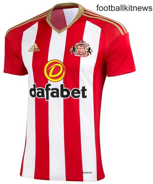 Sunderland Home And Away Shirt