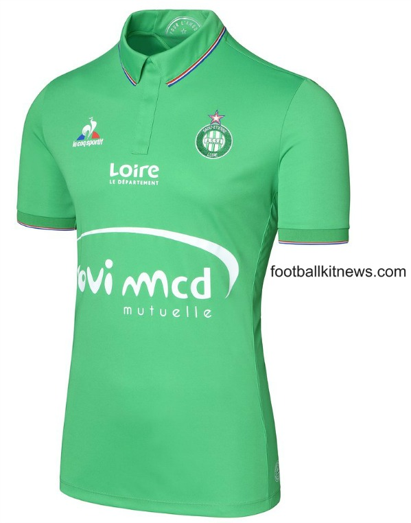 AS Saint Etienne Shirt 2016 17