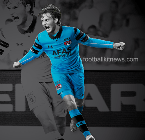 AZ Alkmaar Away Kit 2016 17