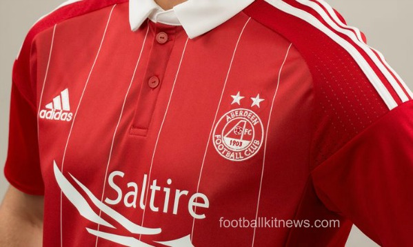 New Aberdeen Strip 2016-17 | Adidas Dons Home Kit 16-17
