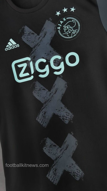 New Ajax Away Kit 2016-17 | AFC Ajax Blue Alternate Jersey 2016-2017