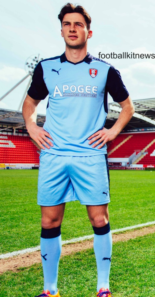 Apogee RUFC Away Kit 2016 17