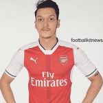 New Arsenal Kit 2016/17- Arsenal Home Shirt 16-17 Puma