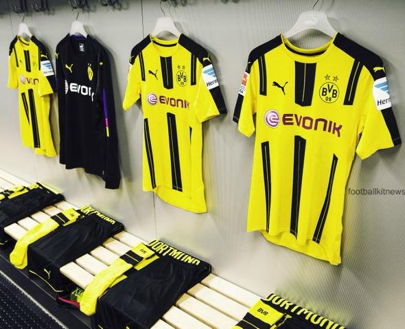 BVB Kit 2016 17