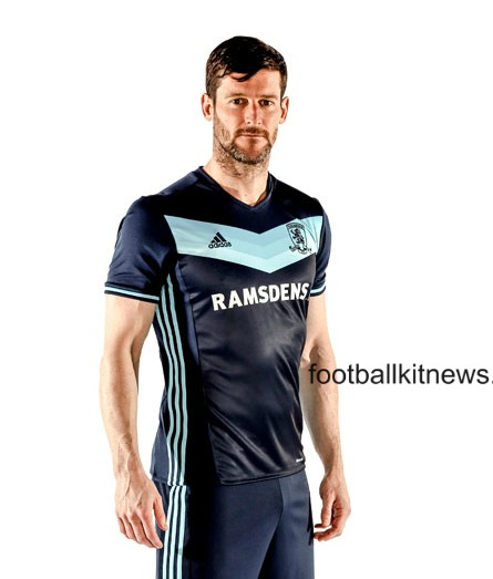 Boro Away Shirt 2016 2017