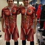 New CD Palencia Kit 2016-17   Kappa reveal shocking jersey inspired by the human anatomy