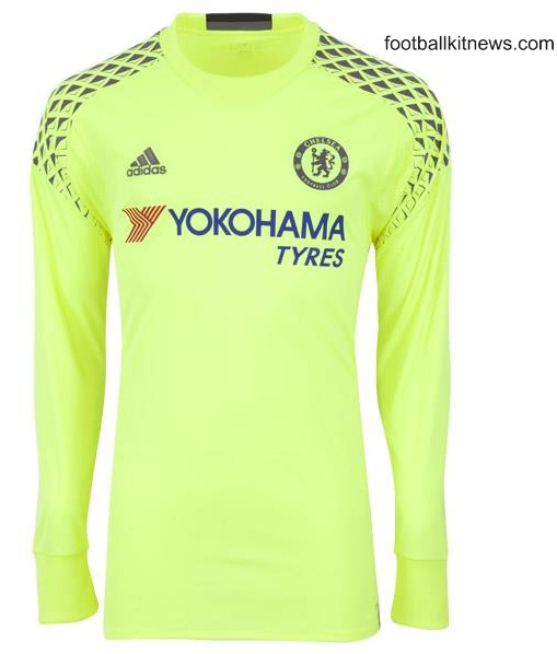 wholesale dealer b1ebd 99aee New Chelsea Home Jersey 2016-17- Adidas CFC Kit 16-17 ...