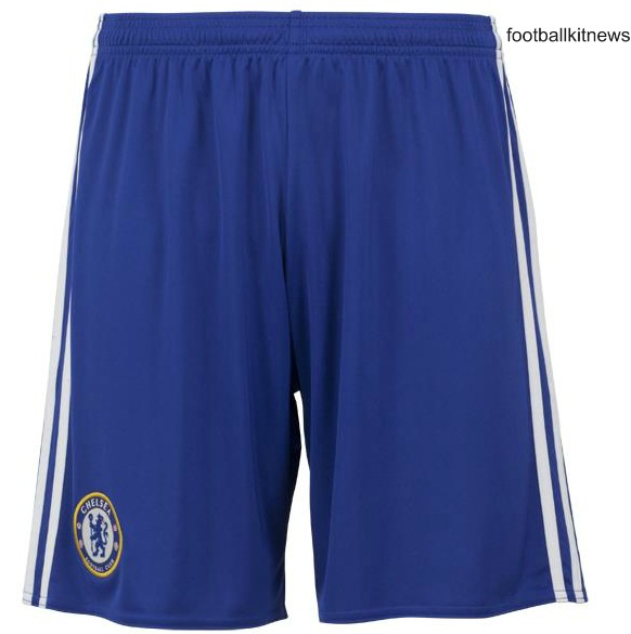 Chelsea Home Shorts 16 17