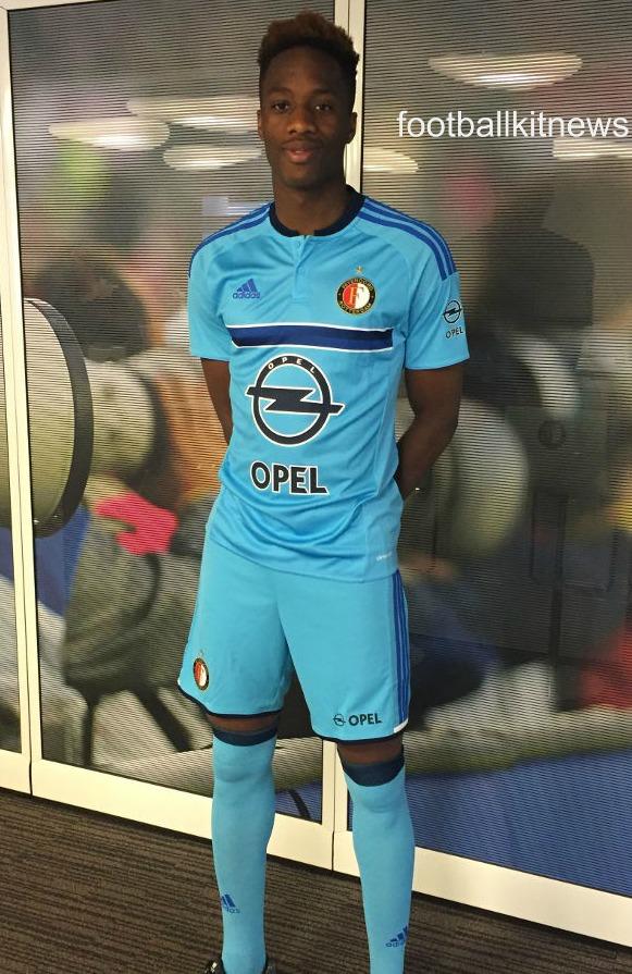 Feyenoord Away Jersey 2016 2017