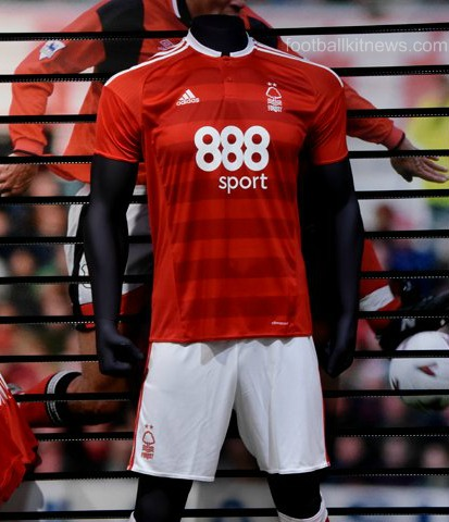 Forest Home Kit 2016 17