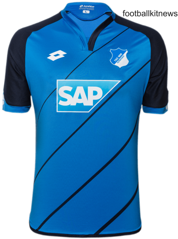 Hoffenheim Home Shirt 2016 17