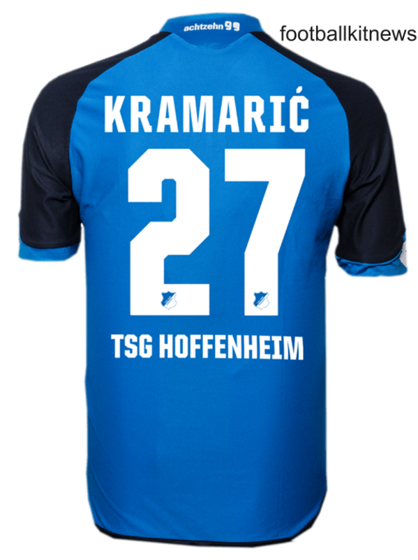 Hoffenheim Home Top 2016 17
