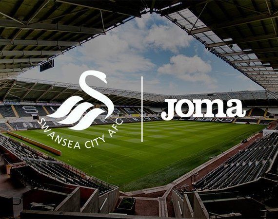 New Swansea Joma Kit Deal- Swans to leave Adidas