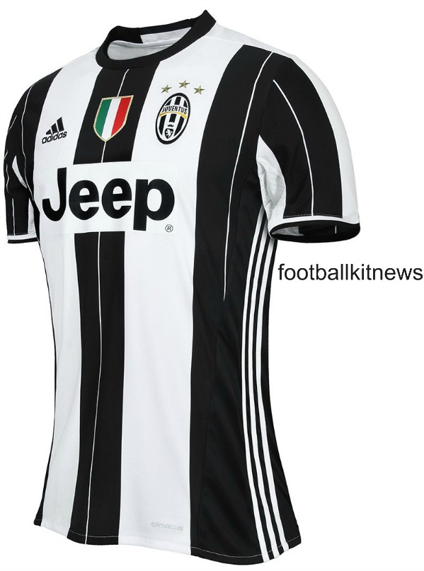 Juventus Home Kit 16 17