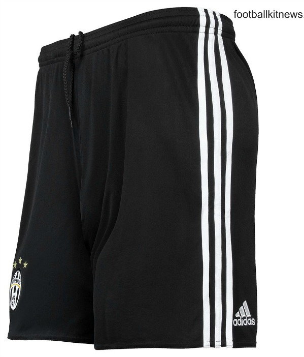 Juventus Home Shorts 2016 17
