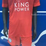 New Puma Leicester City Away Shirt 2016/2017 | Foxes to wear red alternate kit