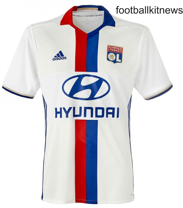 Lyon Home Kit 2016 17