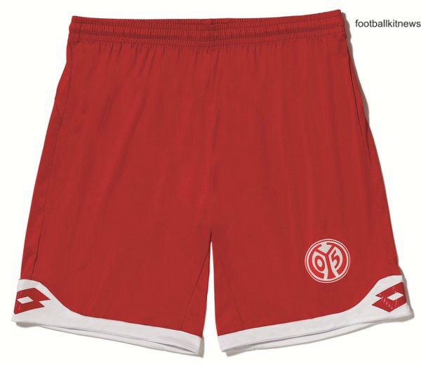 Mainz Home Shorts 16 17