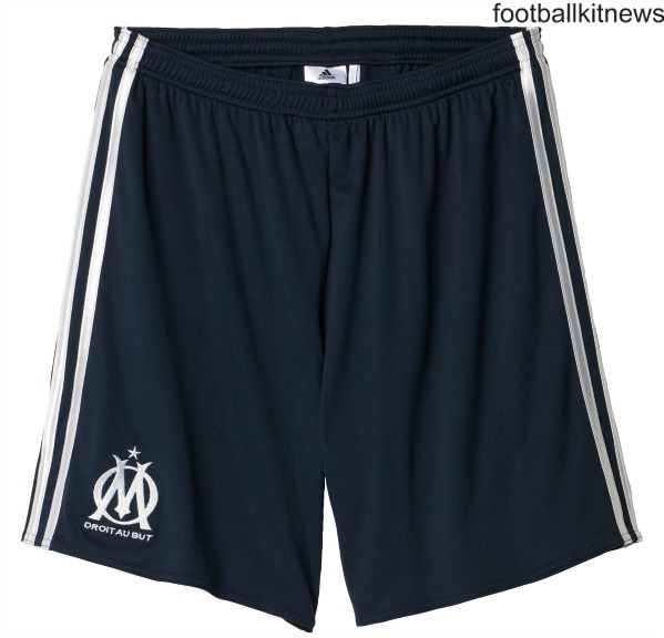 Marseille Away Shorts 16 17