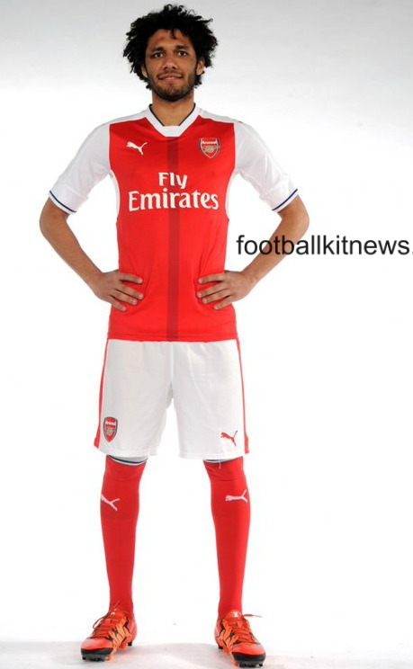 New Arsenal Kit 2016 17